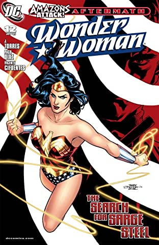 Wonder Woman (2006-2011) No.12