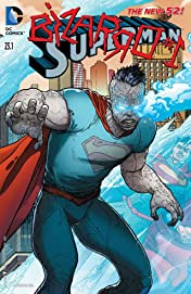 Superman (2011-2016) #23.1: Featuring Bizarro