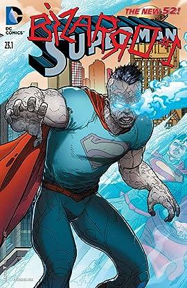 Superman (2011-2016) #23.1: Featuring Bizarro