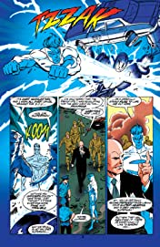 Adventures of Superman (1986-2006) #554