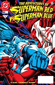 Adventures of Superman (1986-2006) #555