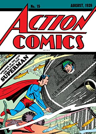 Action Comics (1938-2011) No.15