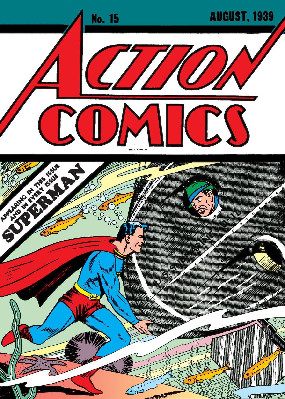 Action Comics (1938-2011) #15