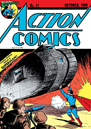 Action Comics (1938-2011) No.17