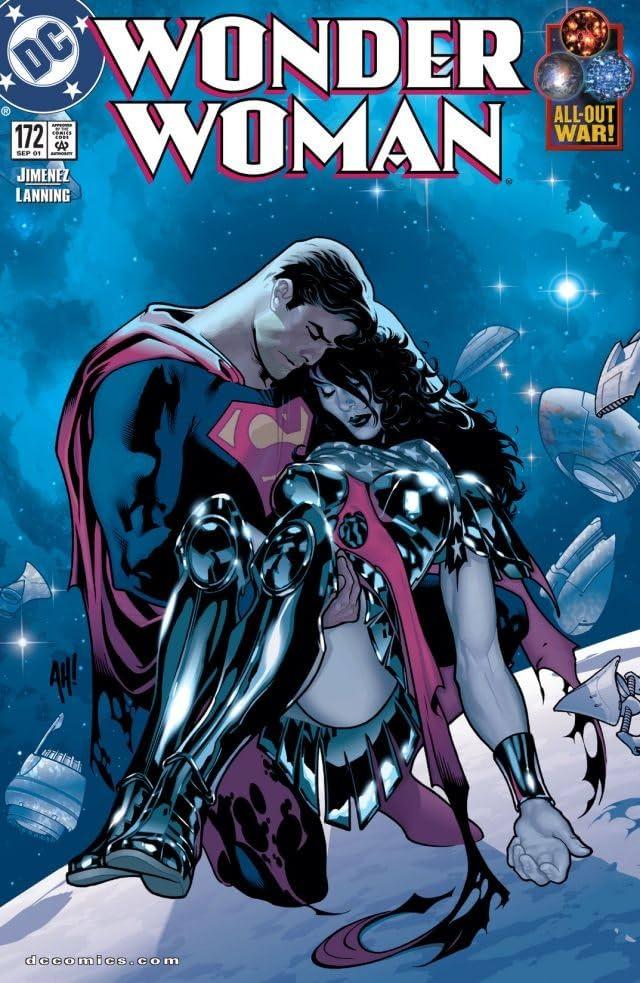 Wonder Woman (1987-2006) #172
