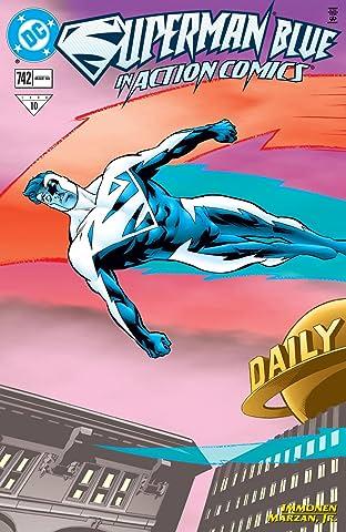 Action Comics (1938-2011) #742