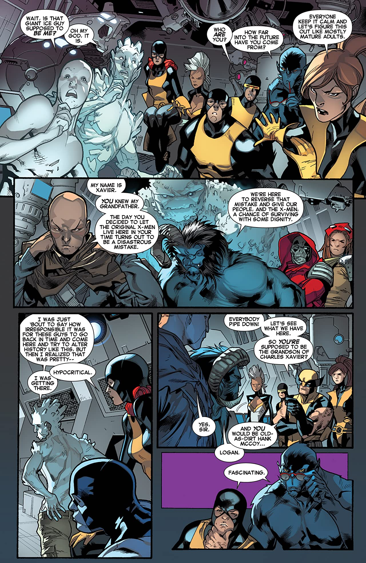 All-New X-Men (2012-2015) #16