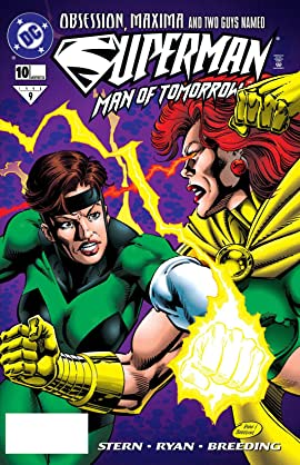 Superman: The Man of Tomorrow (1995-1999) #10