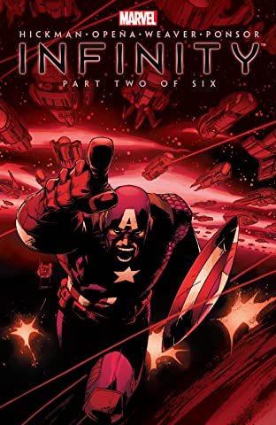 Infinity #2 (of 6)