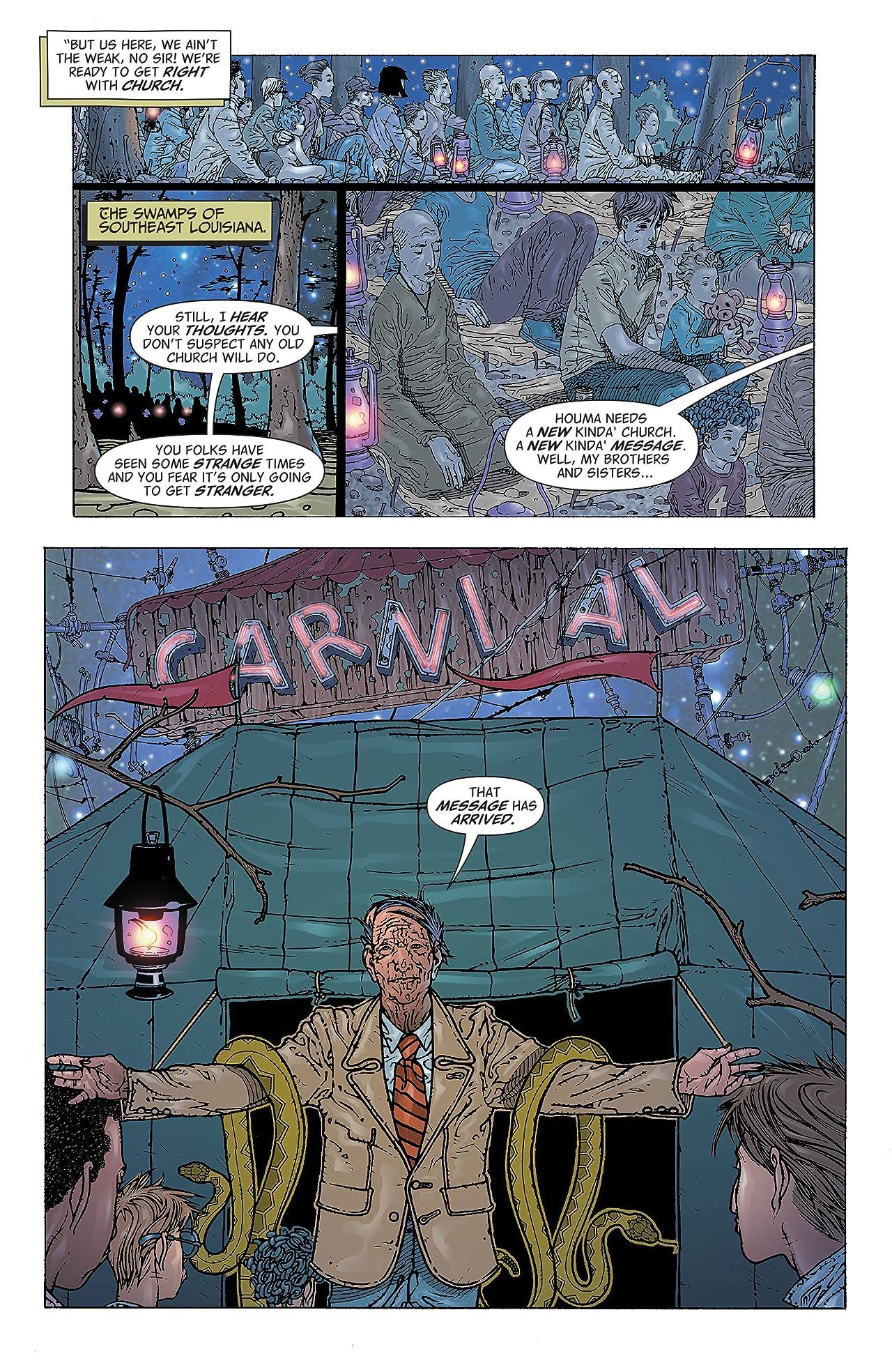 Swamp Thing (2004-2006) #13