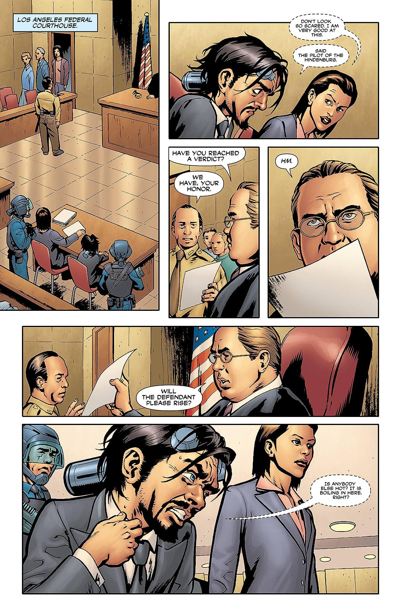 Manhunter (2004-2009) #24