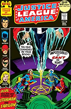 Justice League of America (1960-1987) #98