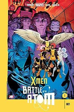 X-Men: Battle of the Atom No.1 (sur 2)