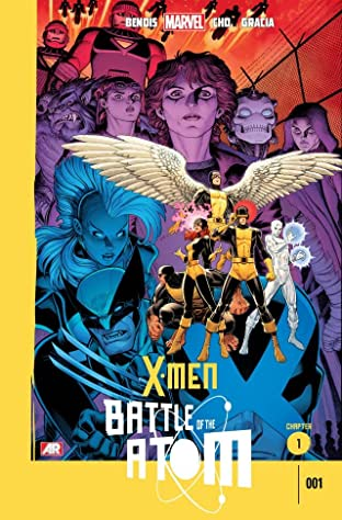 X-Men: Battle of the Atom No.1 (sur 2)