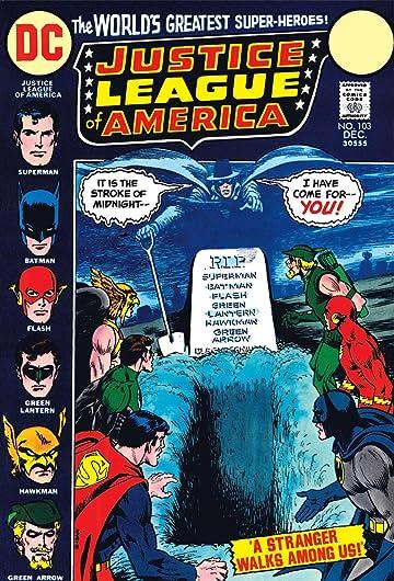 Justice League of America (1960-1987) #103