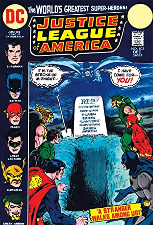 Justice League of America (1960-1987) #103