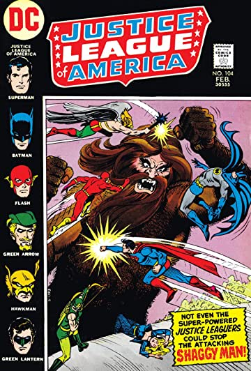 Justice League of America (1960-1987) #104