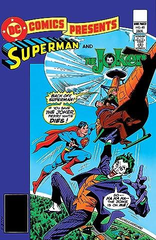 DC Comics Presents (1978-1986) #41