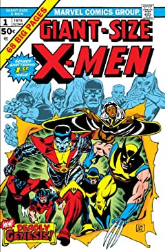 Giant-Size X-Men (1975) No.1