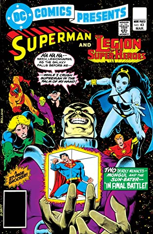 DC Comics Presents (1978-1986) #43