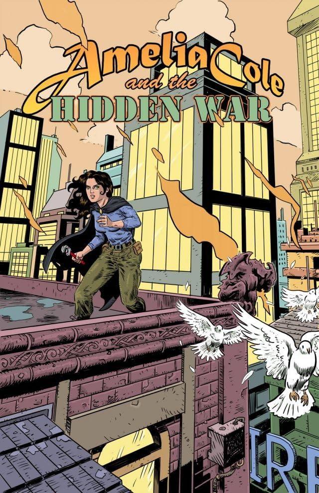 Amelia Cole #10: Hidden War Part 4