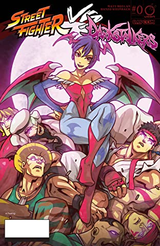 Street Fighter VS Darkstalkers #0