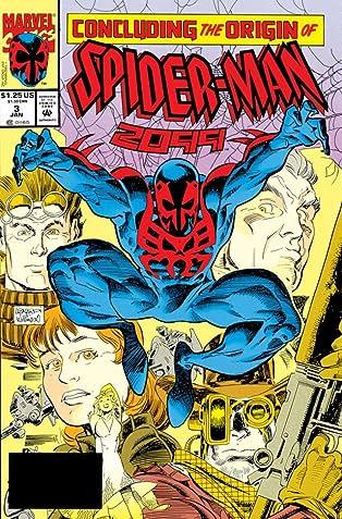 Spider-Man 2099 (1992-1996) #3