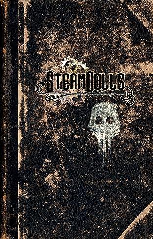 Steamdolls Vol. 1: Prologue