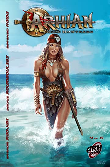 Arhian Head Huntress #4