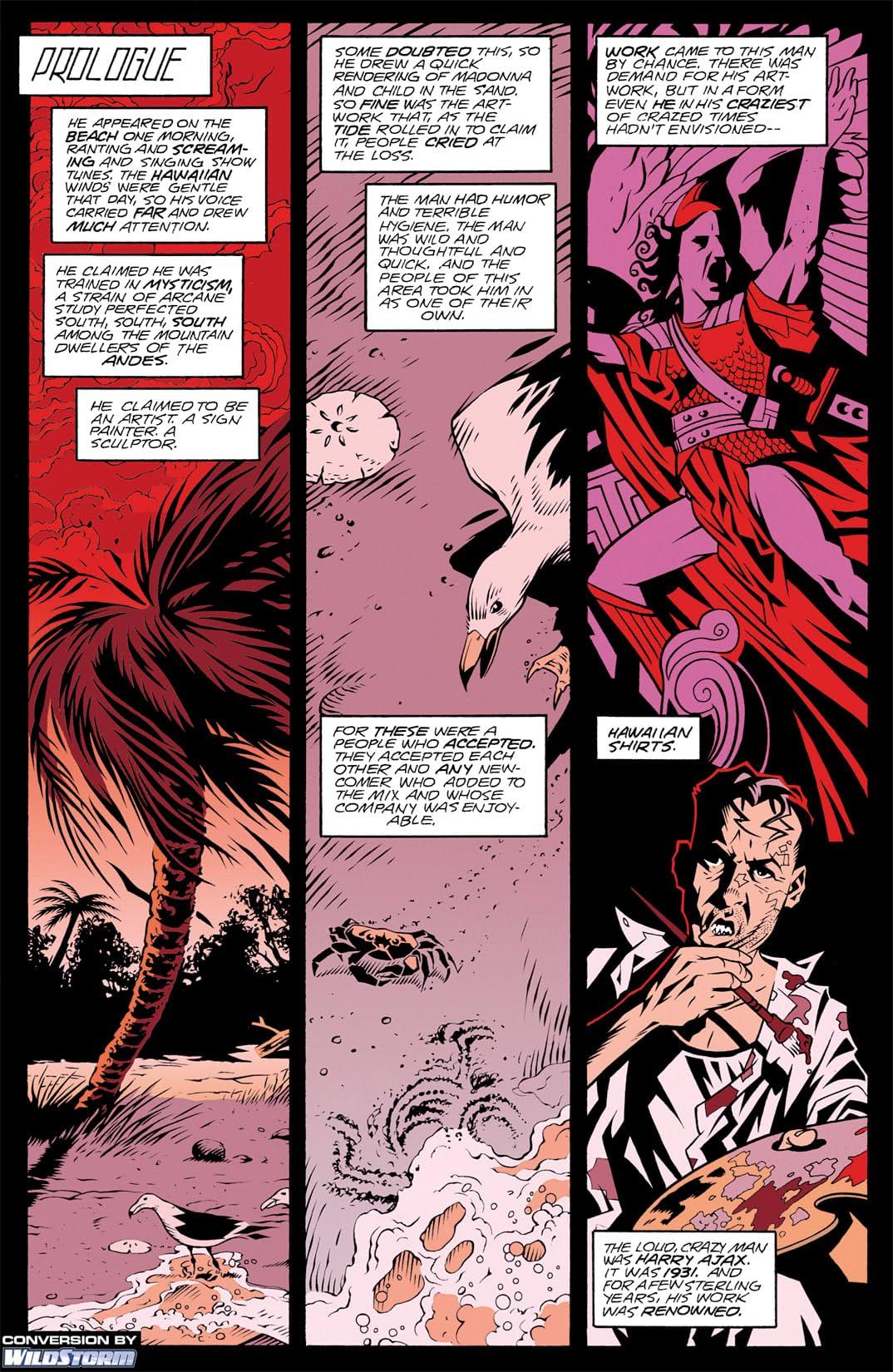 Starman (1994-2001) #4