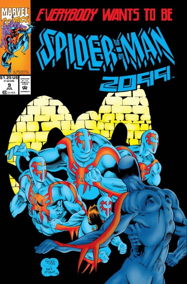 Spider-Man 2099 (1992-1996) #9