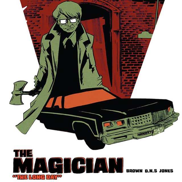 The Magician Vol. 1: The Long Day