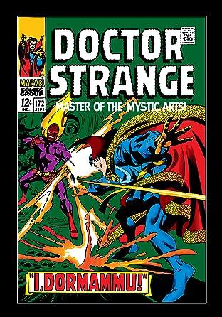 Doctor Strange (1968-1969) #172