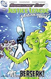 Justice League: Generation Lost #12