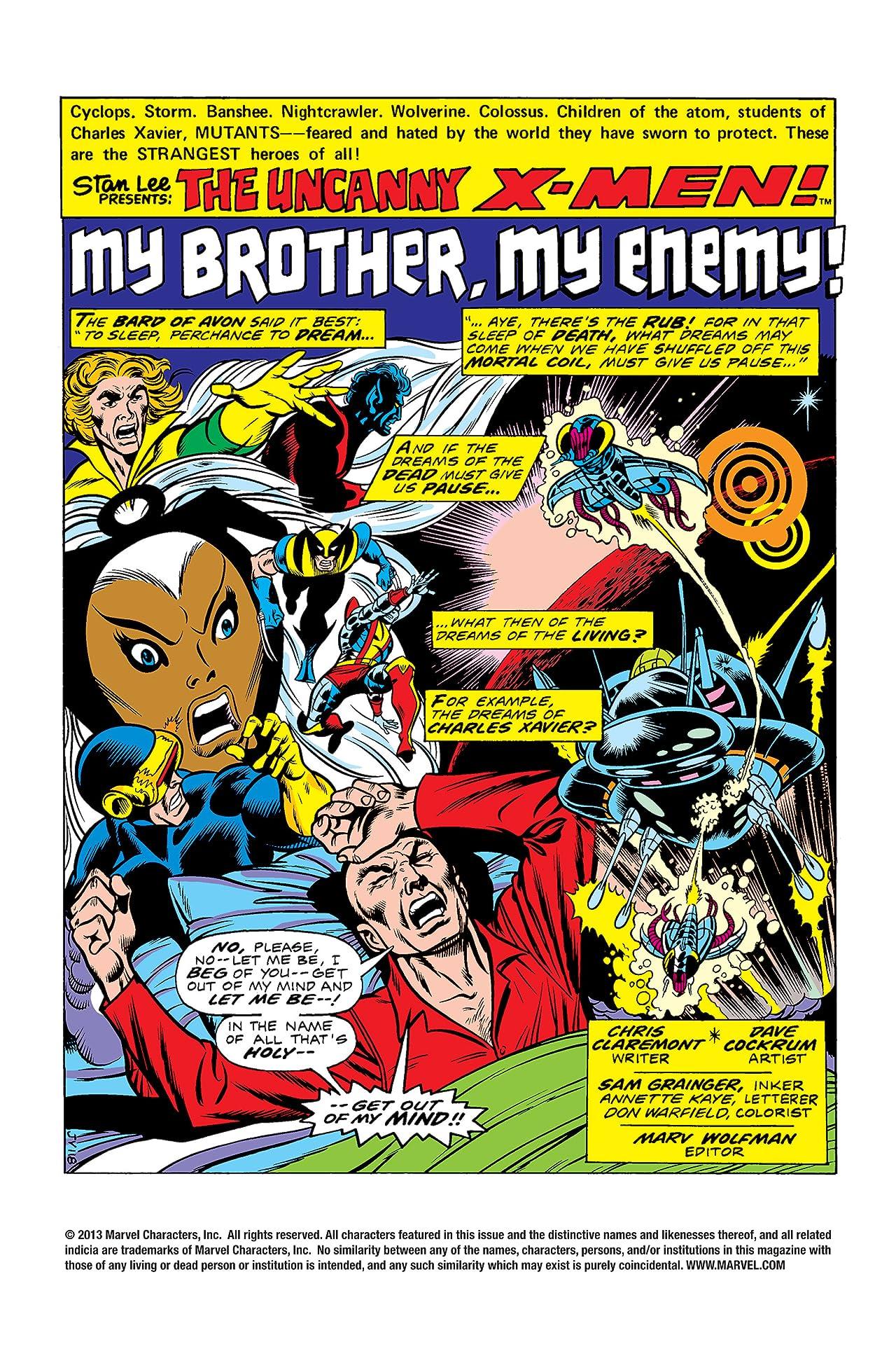 Uncanny X-Men (1963-2011) #97