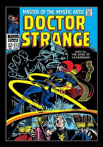 Doctor Strange (1968-1969) #175