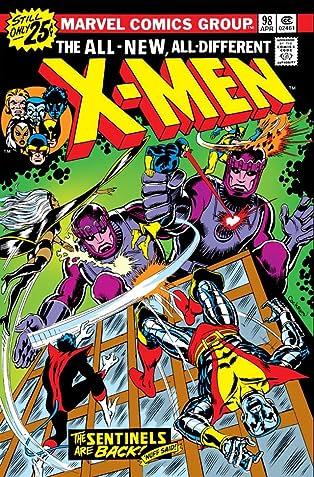 Uncanny X-Men (1963-2011) #98