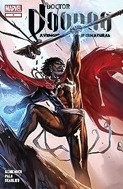 Doctor Voodoo: Avenger of the Supernatural (2009-2010) #1