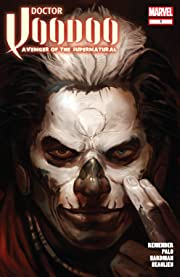 Doctor Voodoo: Avenger of the Supernatural (2009-2010) #3