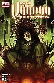 Doctor Voodoo: Avenger of the Supernatural (2009-2010) #4