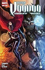 Doctor Voodoo: Avenger of the Supernatural (2009-2010) #5