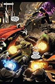 Doctor Voodoo: Avenger of the Supernatural (2009-2010) #5