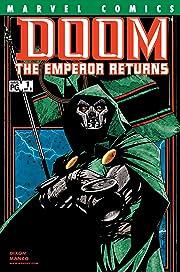 Doom: The Emperor Returns (2001-2002) #1 (of 3)