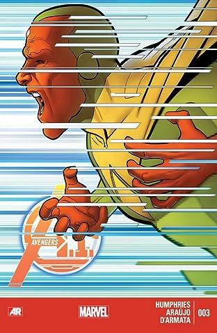 Avengers A.I. (2013-) #3