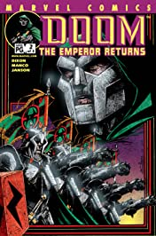 Doom: The Emperor Returns (2001-2002) #2 (of 3)
