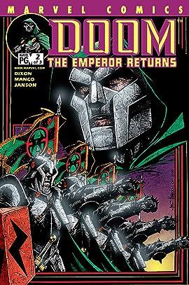 Doom: The Emperor Returns (2001-2002) #2 (of 3)