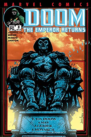Doom: The Emperor Returns (2001-2002) #3 (of 3)