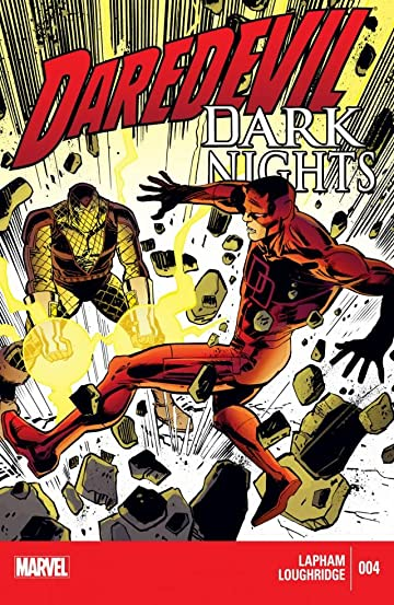 Daredevil: Dark Nights #4 (of 8)