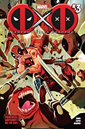 Deadpool Kills Deadpool #3 (of 4)
