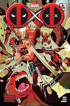 Deadpool Kills Deadpool No.3 (sur 4)